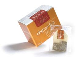 Charantea Tee plus Zimt Beutel