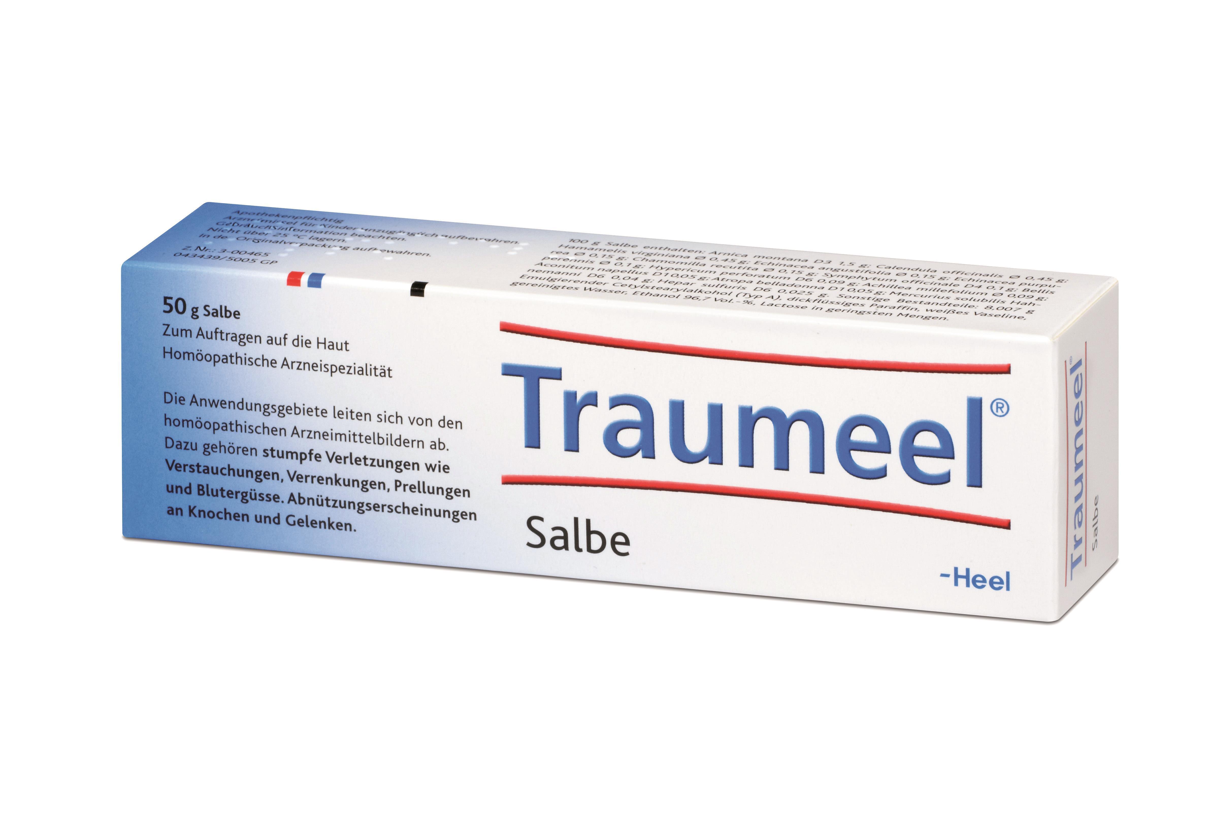 Traumeel - Salbe