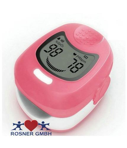 Rosner Contec CMS 50QR, Fingeroximeter für Kinder