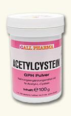 GPH Acetylcystein Pulver 100g