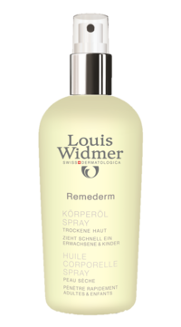 Widmer Remederm Körperöl Spray 150ml