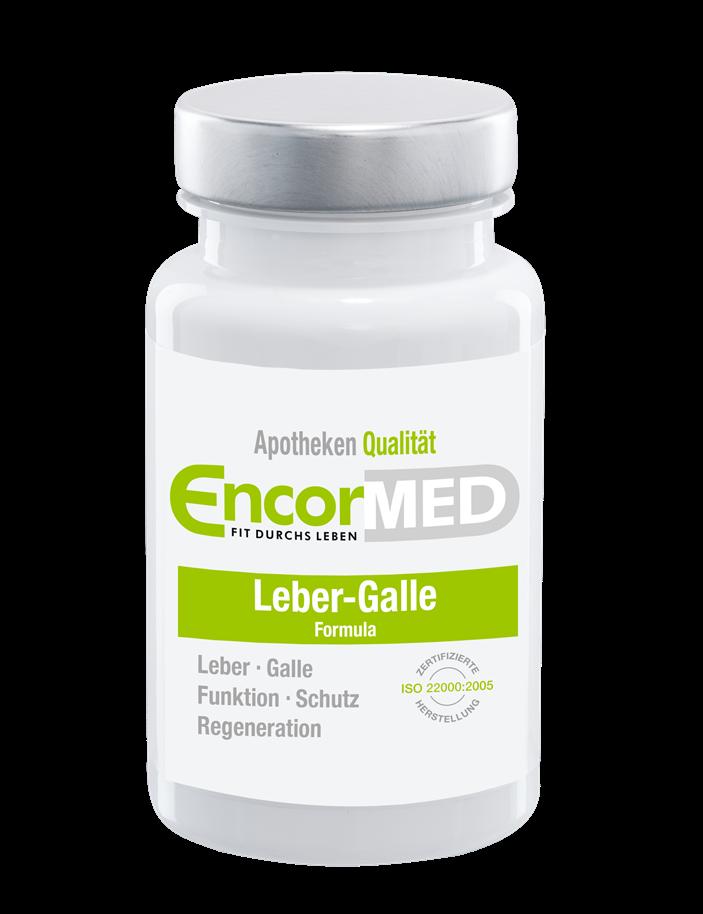 EncorMed Leber-Galle Formula