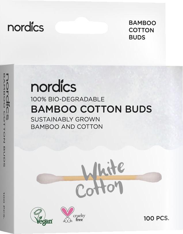 Nordics Kosmetikstächen Bambus Bio
