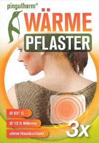 Pingutherm Sofort-Wärme Pflaster