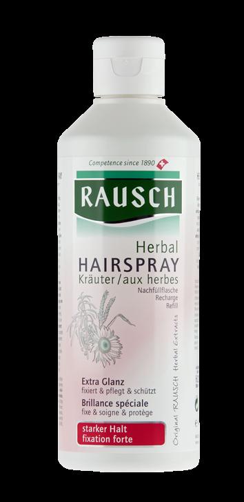 Rausch Herbal Hairspray starker Halt non AE Nachfüllung