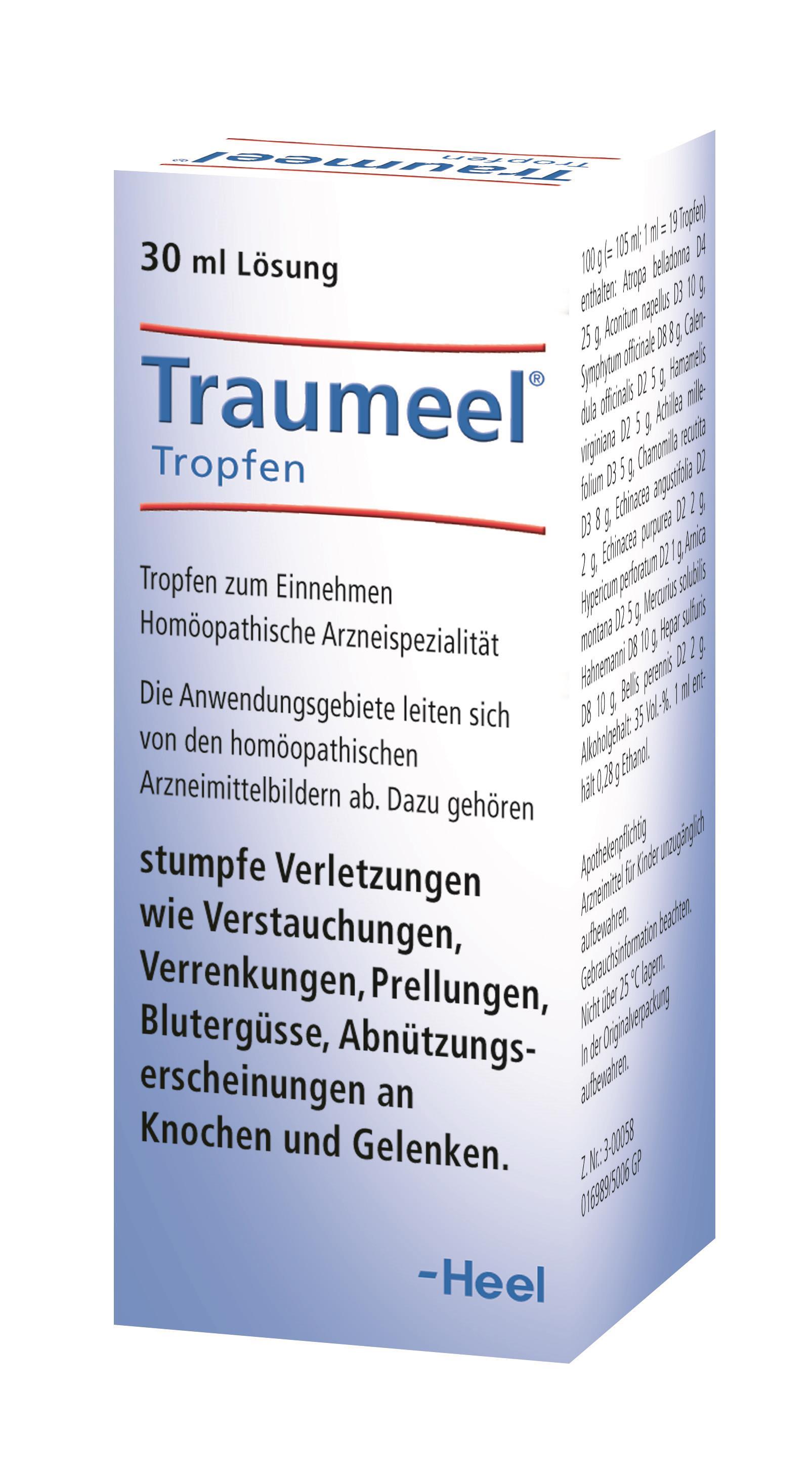 Traumeel - Tropfen