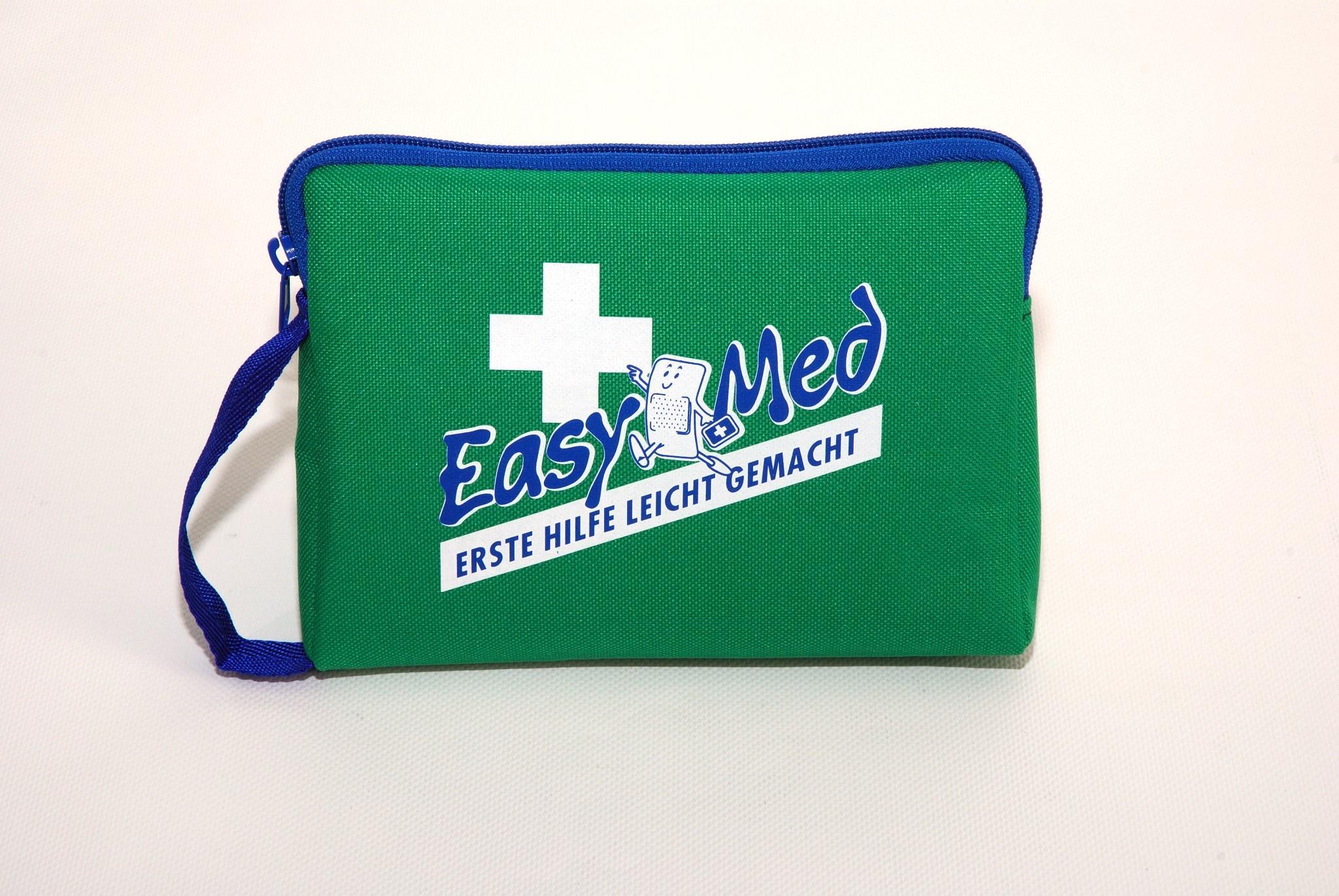 EasyMedErste Hilfe Set Schule + Wandernbag