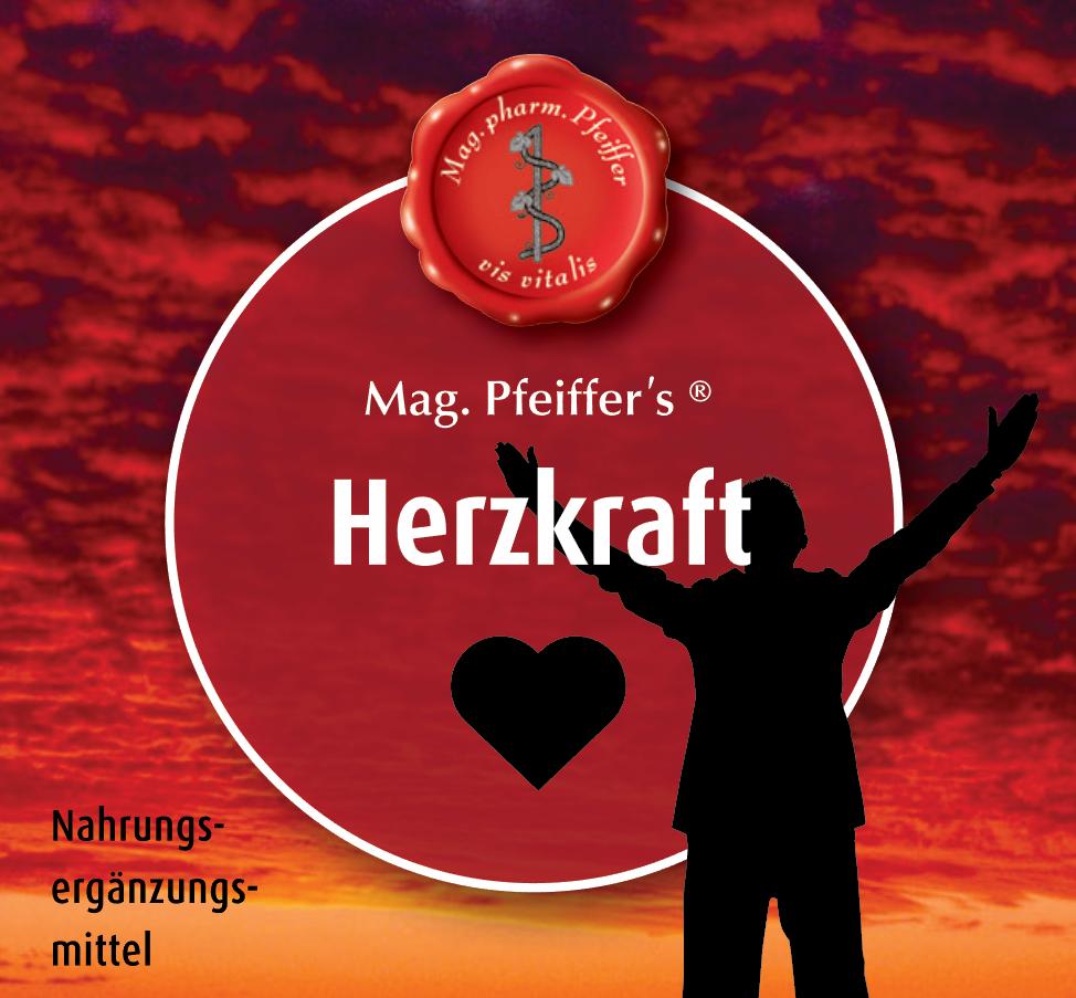Mag. Pfeiffer's® Herzkraft