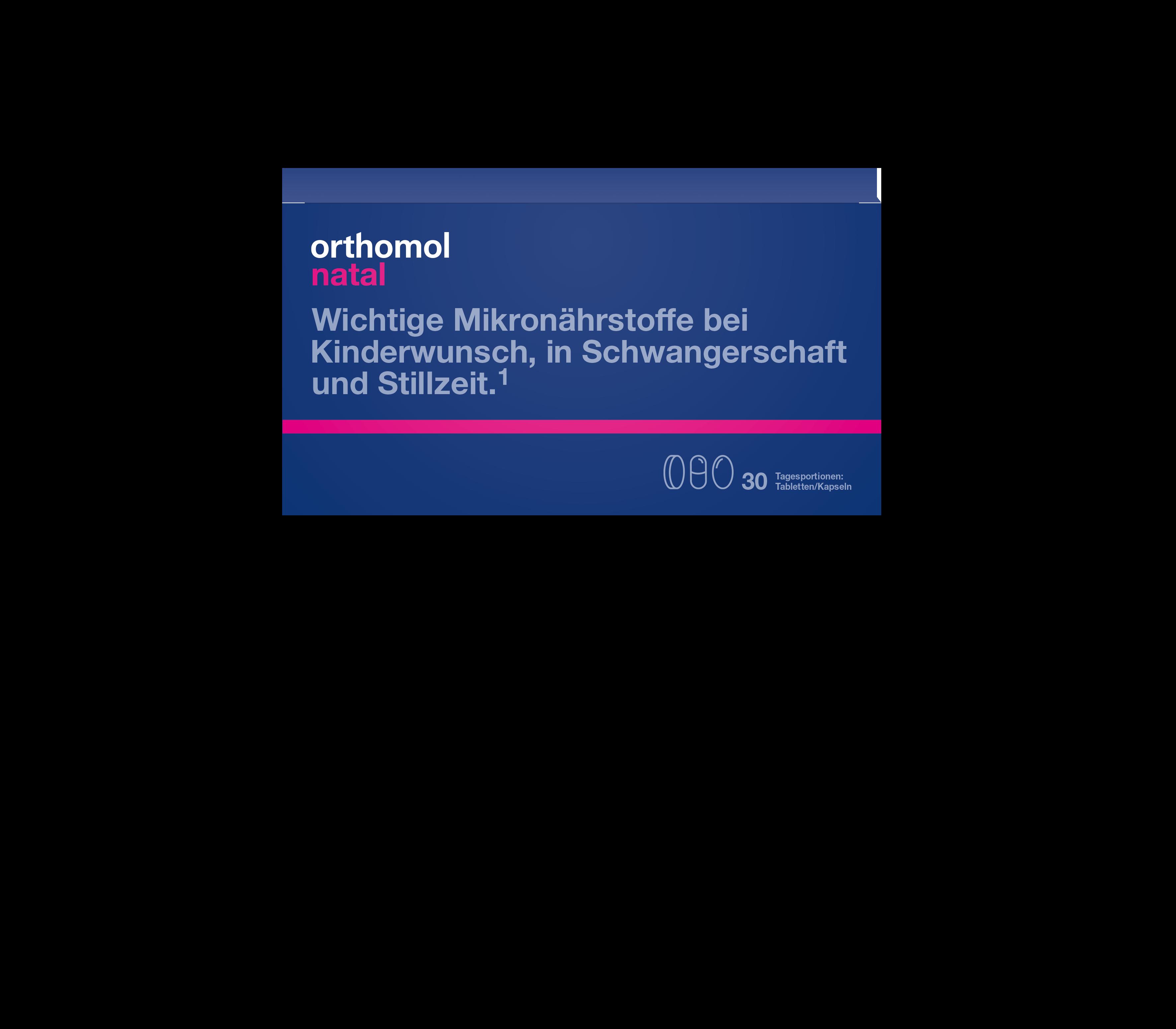 Orthomol Natal Tbl/Kps