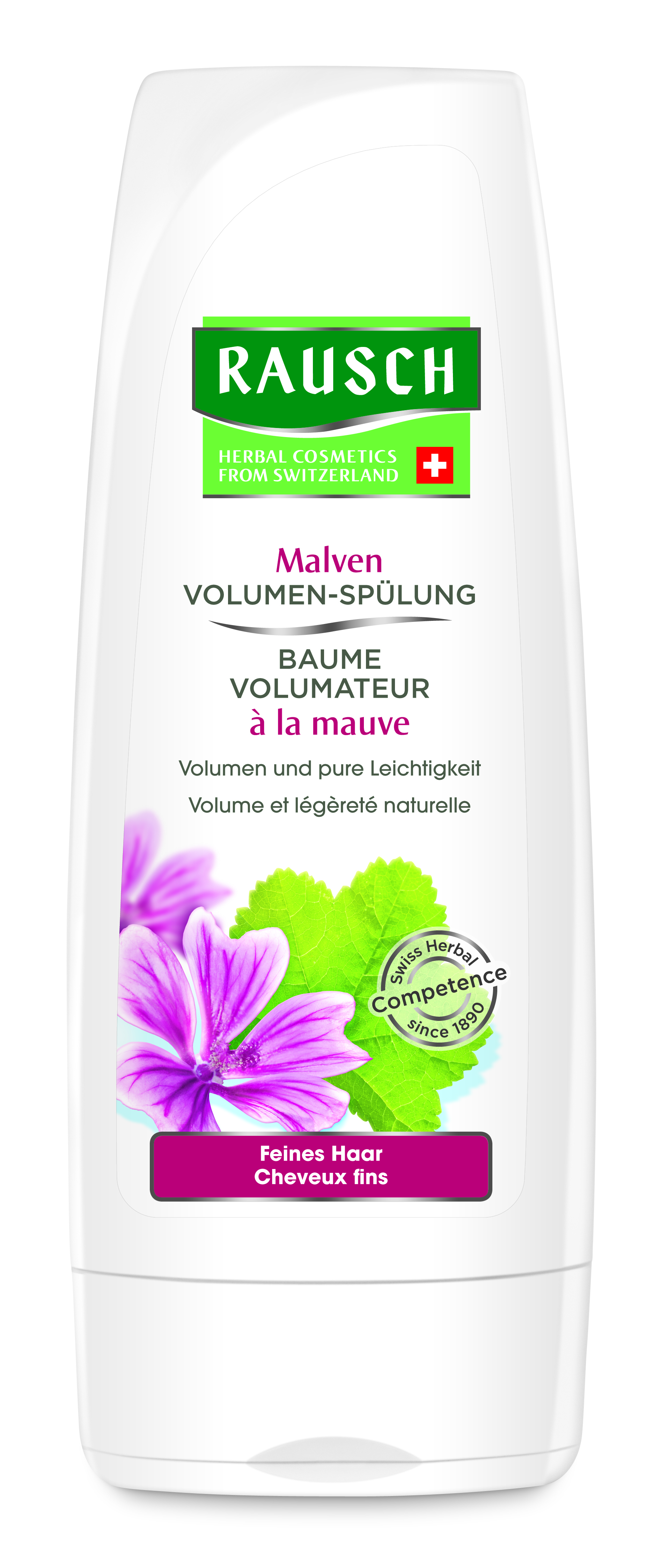 Rausch Malven Volumen-Spülung