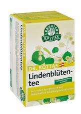 Dr. Kottas Lindenblütentee