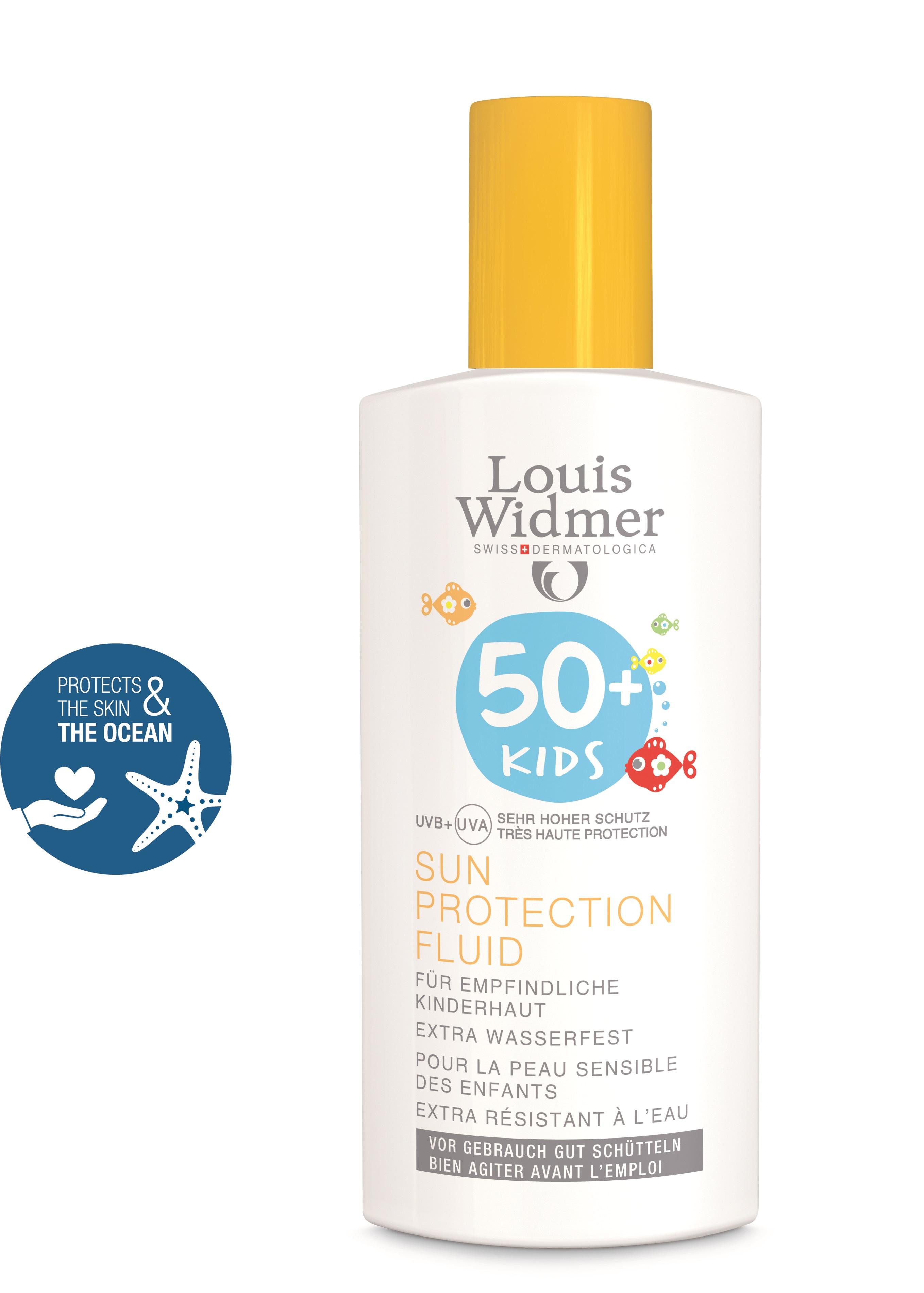 Widmer Sun Protection Kids Fluid 50+