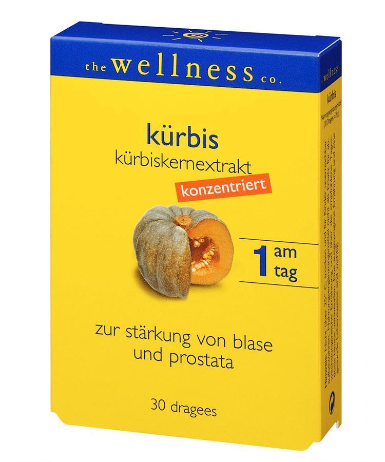 Wellness Kürbis