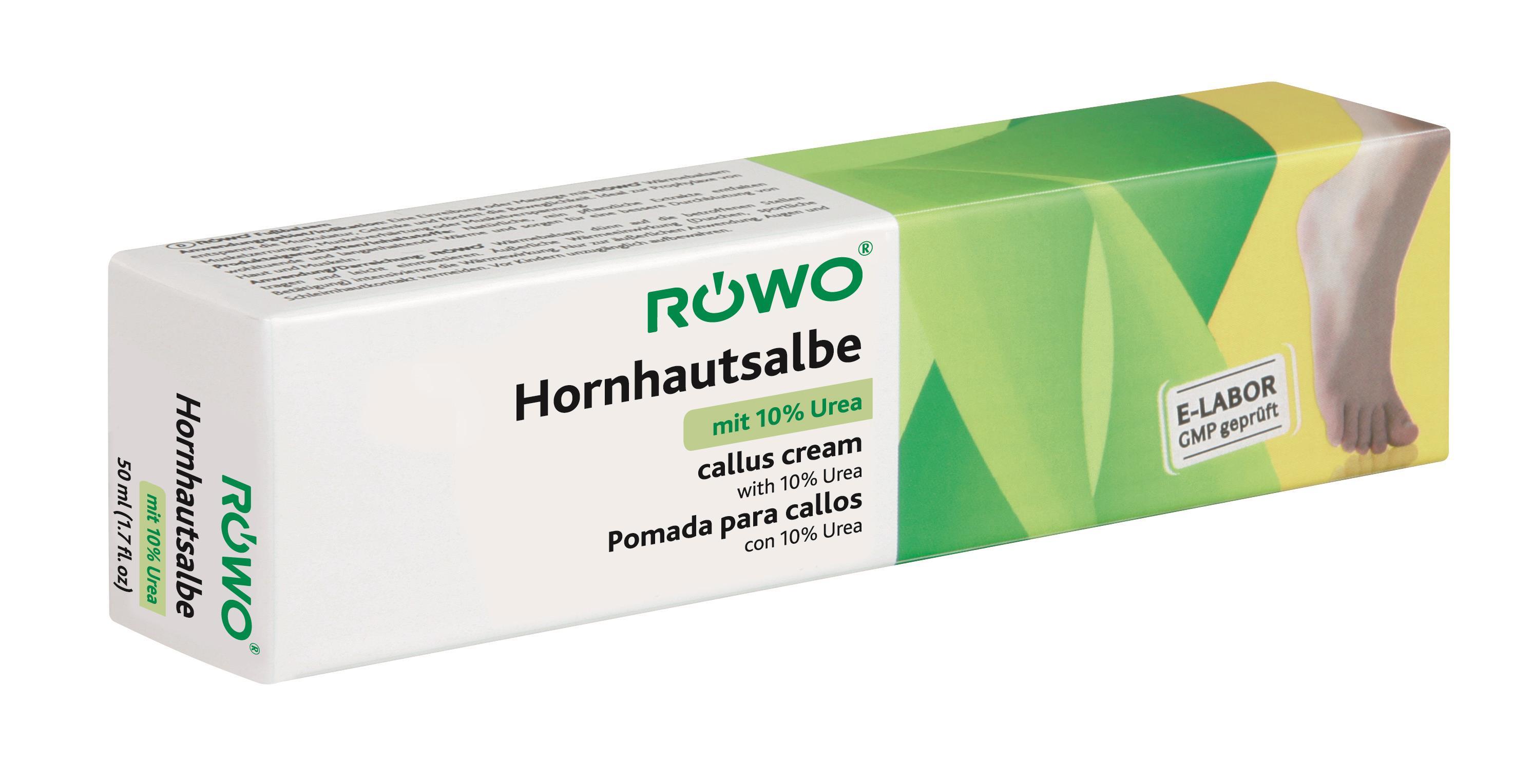 RÖWO Hornhautsalbe