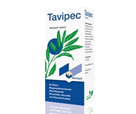 Tavipec - Kapseln