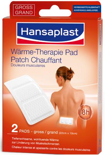 Hansaplast Wärme-Therapie Pad gross