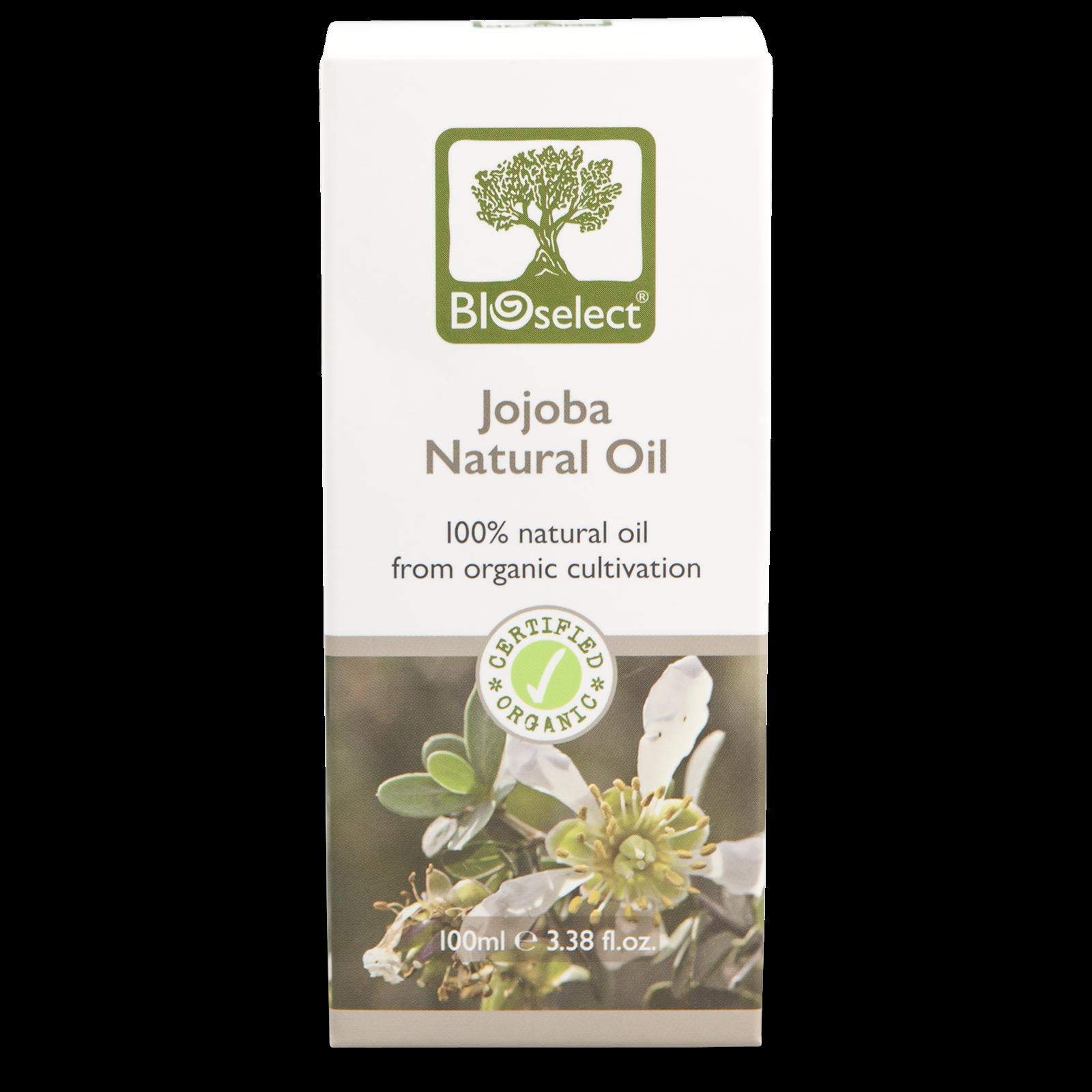 Bioselect Jojoba Natural Oil Certified Organic