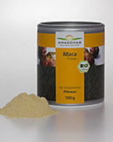 Maca Bio Pulver Amazonas Naturprodukt