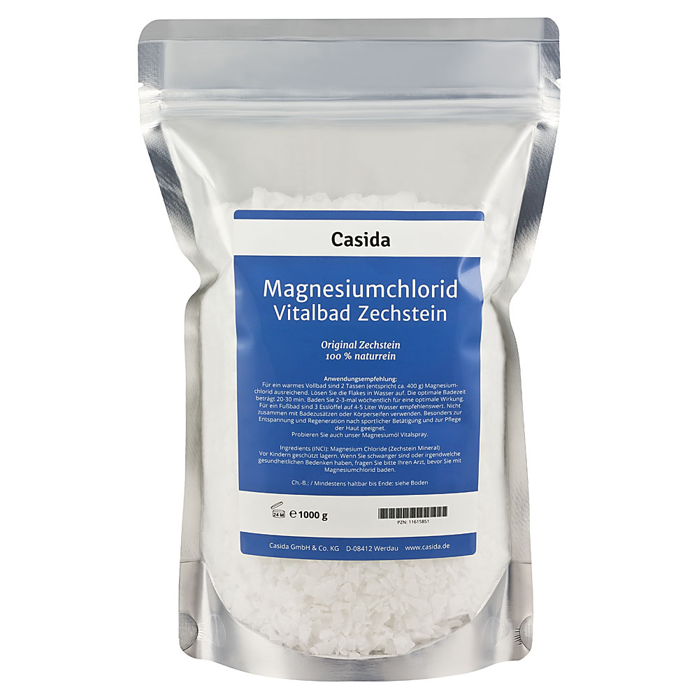 Magnesiumchlorid Vitalbad