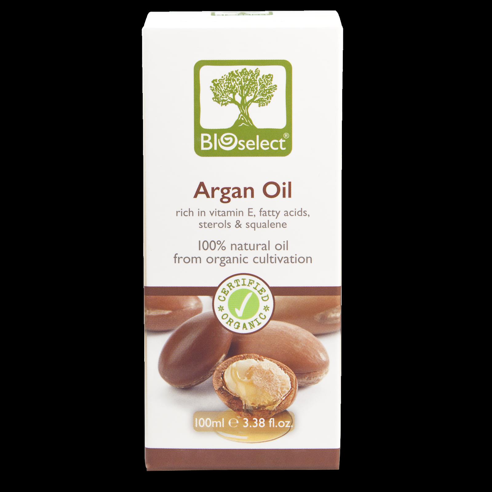 Bioselect Argan Oil Certified Organic