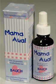 Mama Aua! Bauch