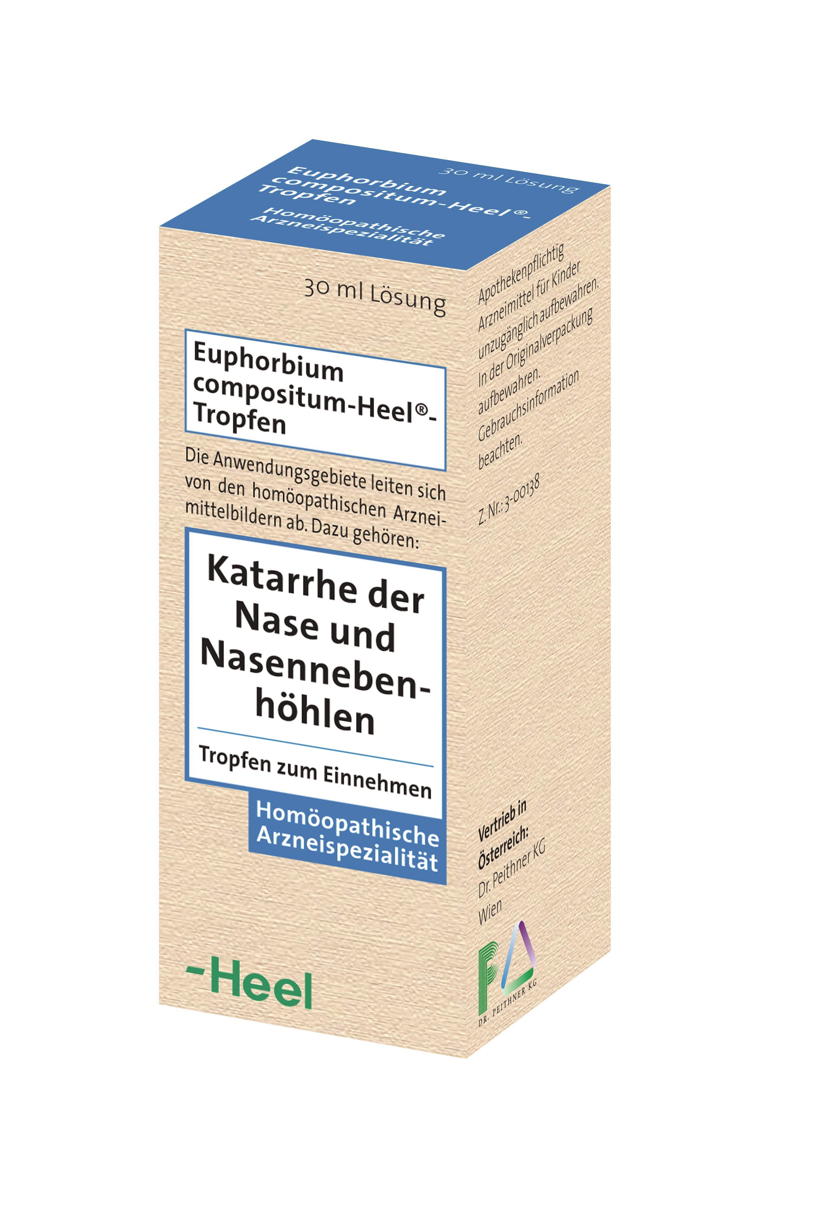 Euphorbium compositum-Heel - Tropfen