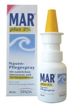 Mar® plus 5 % Nasen- Pflegespray