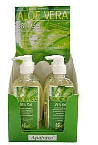 Apoforce Aloe Vera 98% Spray 200ml