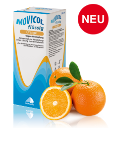 Movicol Liquid Orange