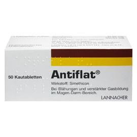 Antiflat - Kautabletten