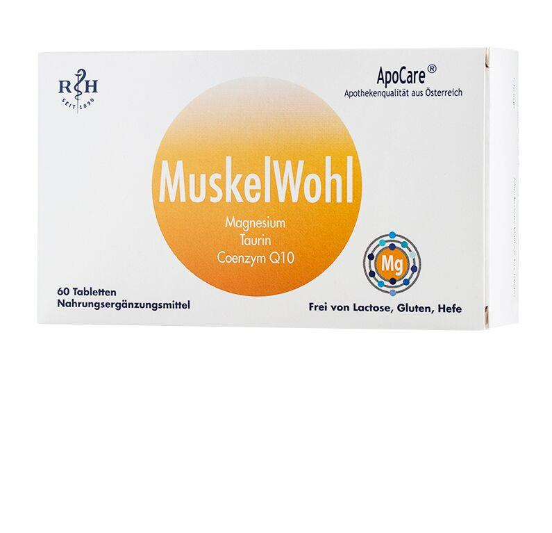 Apocare Muskel Wohl Tabletten