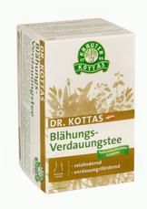 Dr. Kottas Blähungs- Verdauungstee