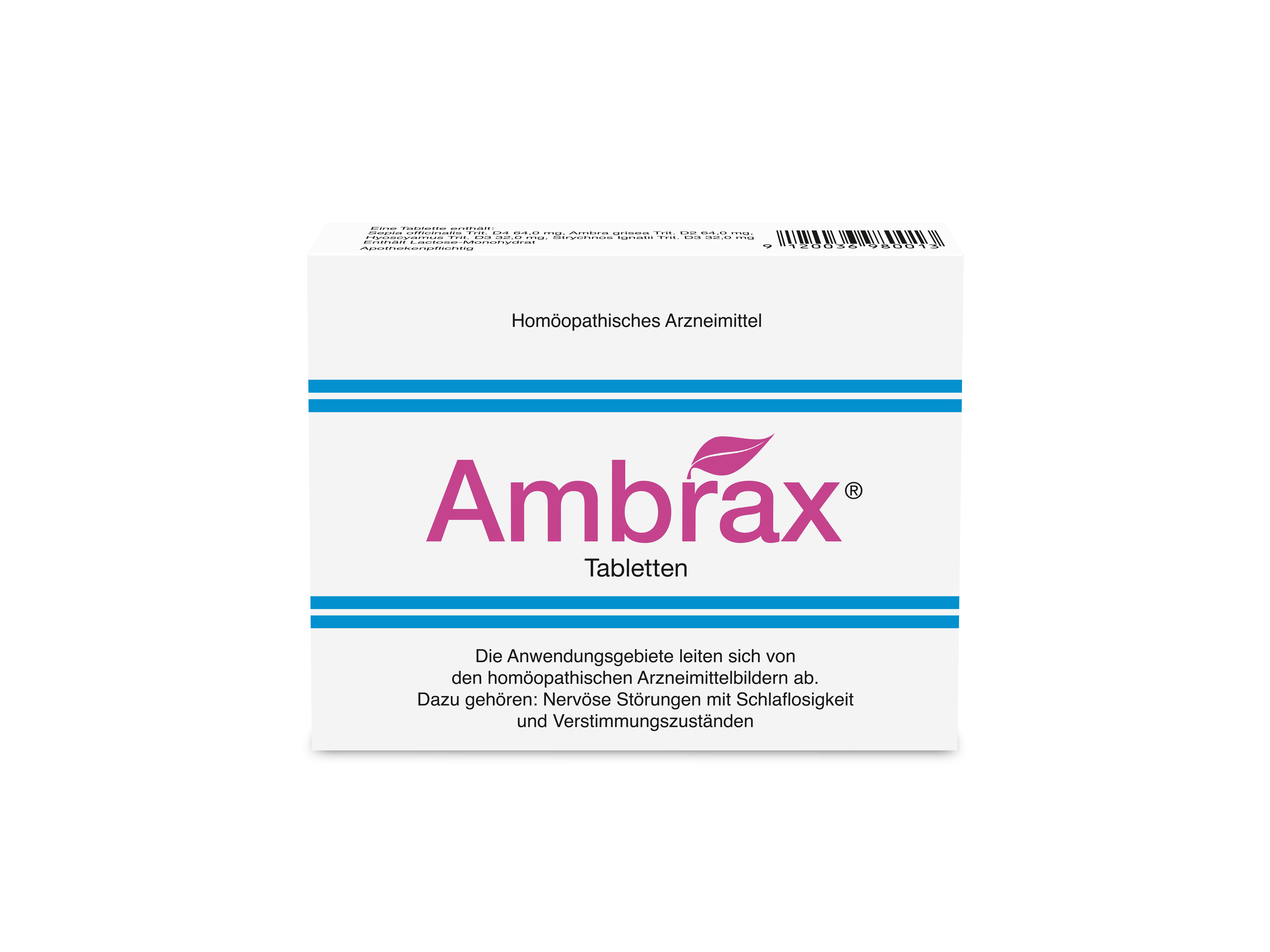 Ambrax - Tabletten