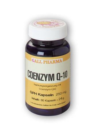 GPH Coenzym Q10 250mg Kapseln
