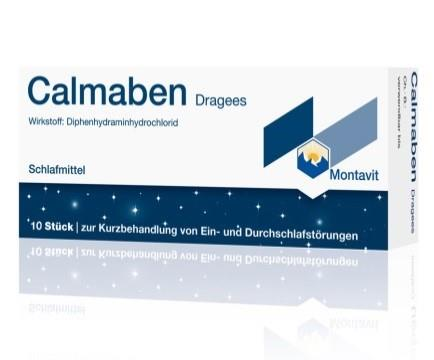 Calmaben - Dragees