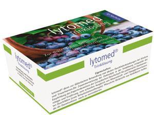 Lytomed Heidelbeer-Elektrolytlösung