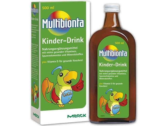 Multibionta Kinderdrink