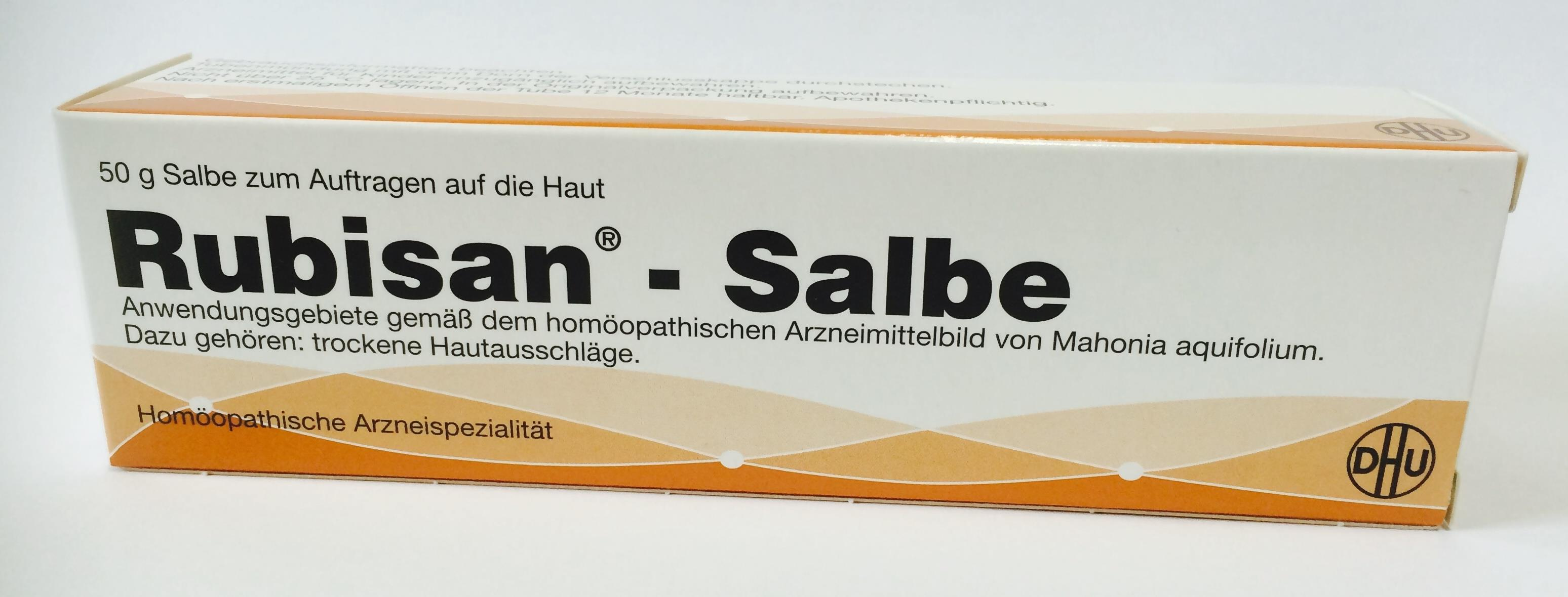 Rubisan - Salbe