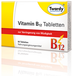 Twardy Vitamin B12 Tabletten