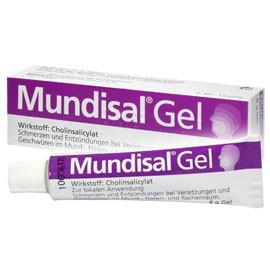 Mundisal - Gel