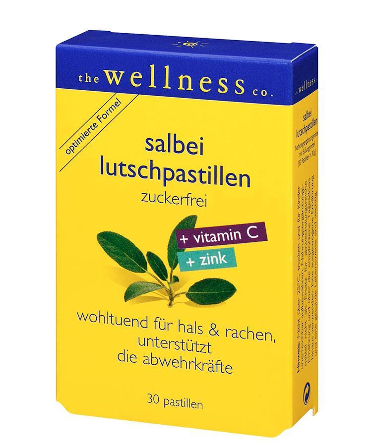 Wellness Salbei