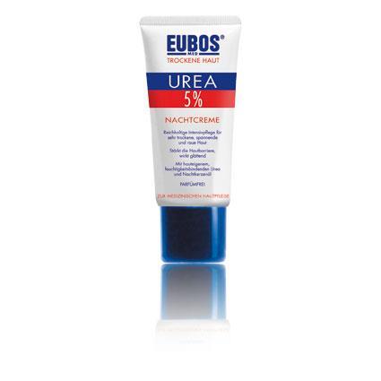 Eubos Urea 5% Nachtcreme 50ml