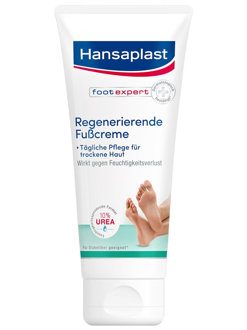 Hansaplast Regenerierende Fußcreme