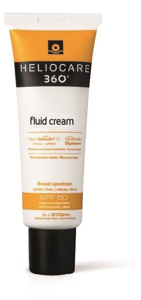 Heliocare 360° Fluid Cream SPF 50