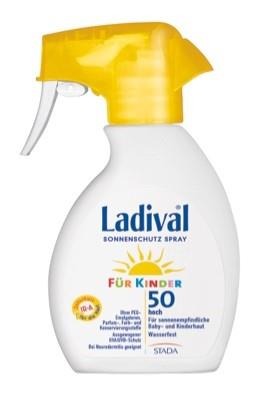 LADIVAL® Kinder Sonnenschutz Spray LSF 50