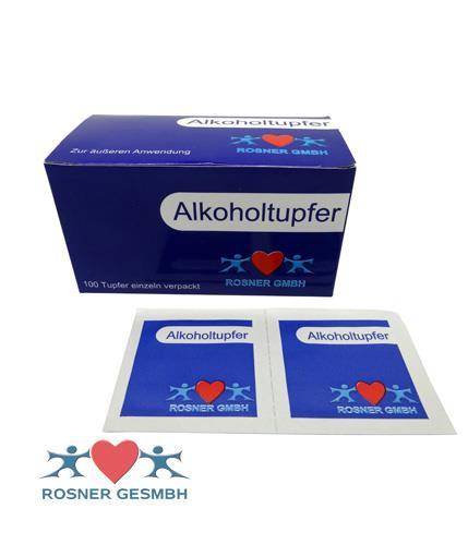 Rosner Alkoholtupfer