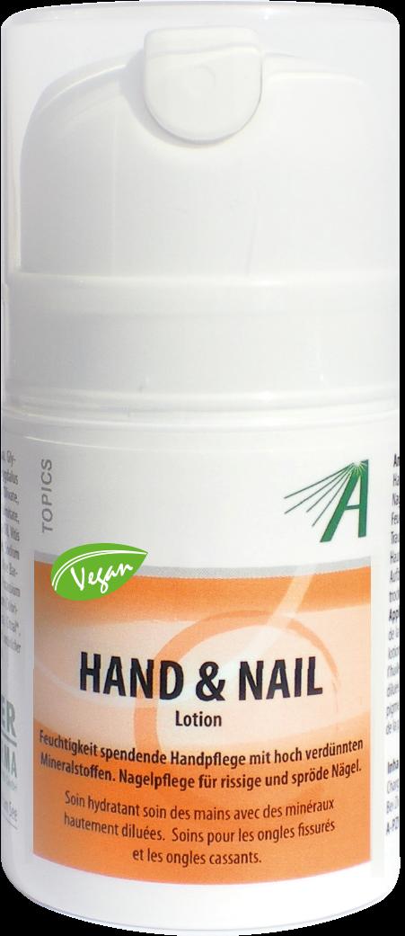 Adler Hand&Nail Lotion