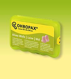 Ohropax Klimawolle