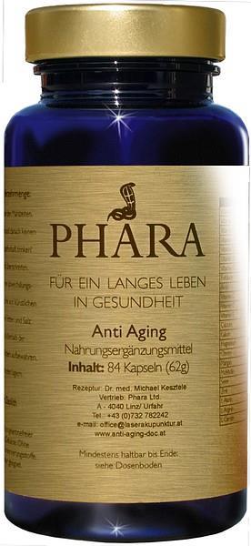 Phara Anti Aging Kapseln 84 Stück