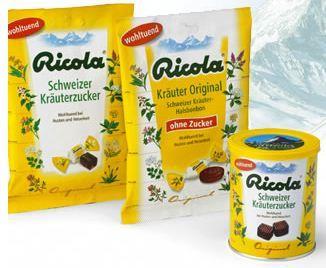 Ricola Original Kräuterzuckerl